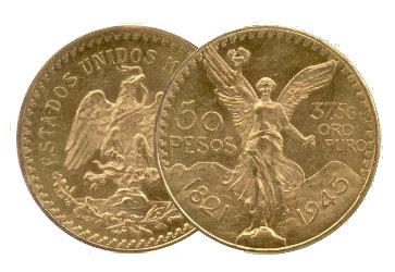 Pesos Goldmuenze