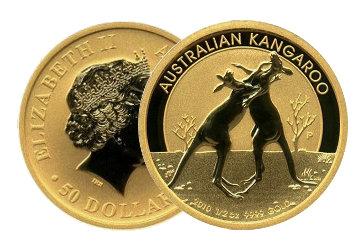 Kangaroo Goldmuenze